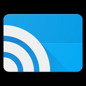 chromecastアプリ
